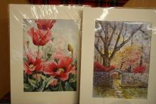 Judi's beautiful prints